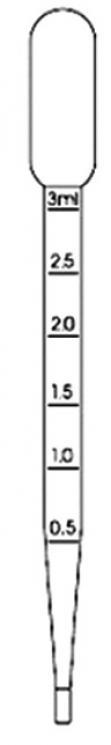 Pasteurova pipeta P 225
