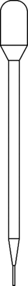 Pasteurova pipeta P 409