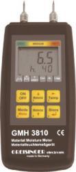 Odporový digitální měřič vlhkosti GMH 3810