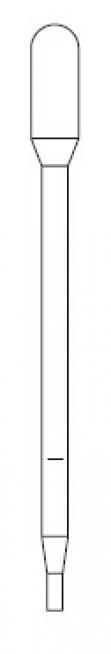 Pasteurova pipeta P 520-025